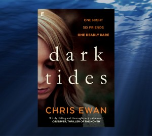 Dark tides by Chris Ewan